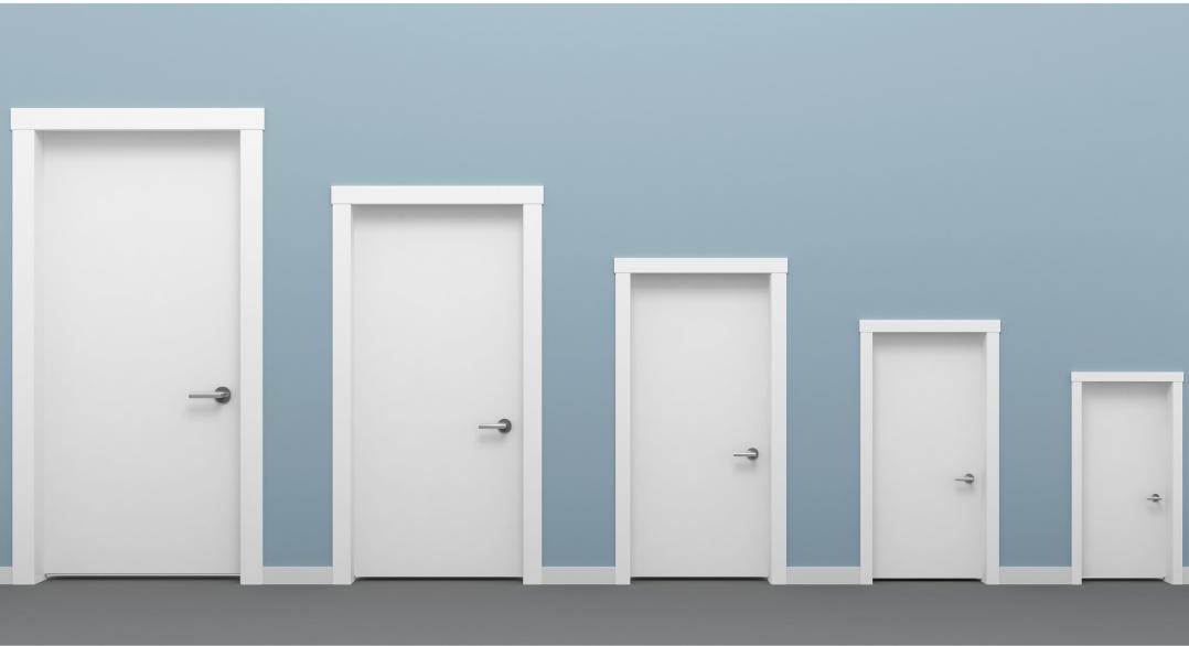 Puertas modernas: características y funcionalidades para el hogar